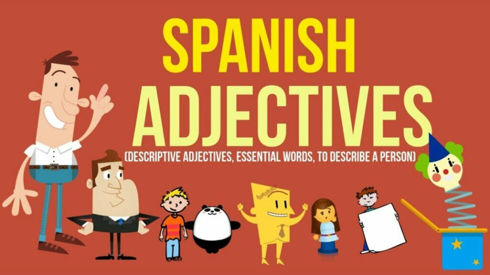 Adjectives with Nouns