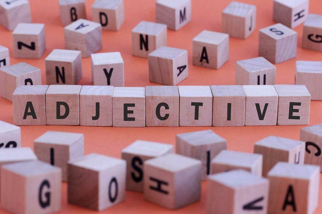 Classroom Activity for Descriptive Adjectives