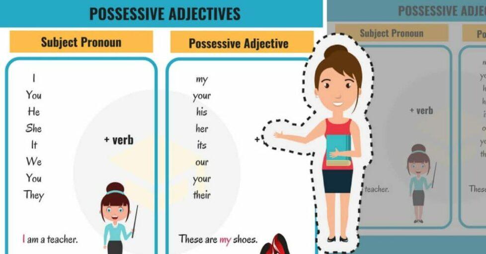 Possessive-adjs