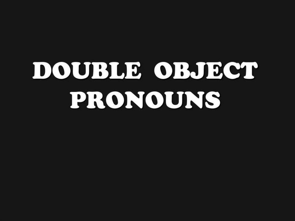 double-object-pronouns-l