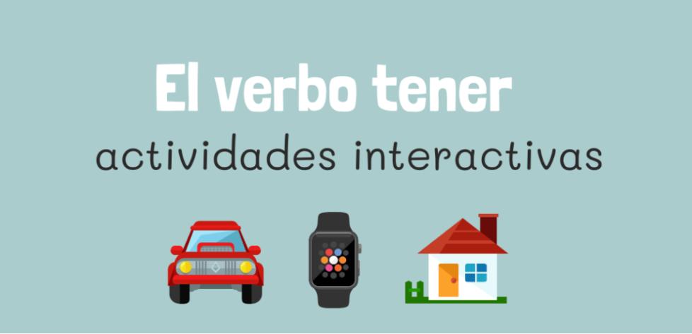 el-verbo-tener-actividades-interactivas