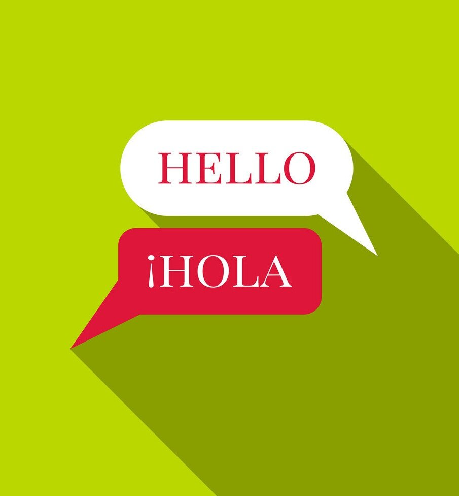 speaking-spanish-icon-flat-style-vector-11944260